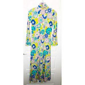 Dodo Bar Or floral Printed Maxi Dress Italian